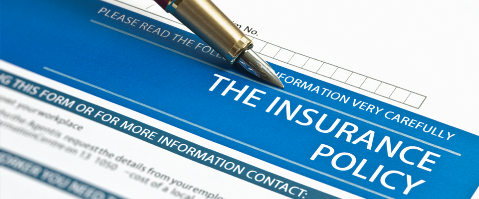 Insurance Policy Photo